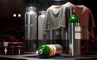 UE4影视级案例产品渲染大师课程 附工程文件